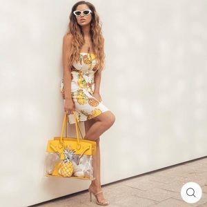 De Ananas Bag 🍍
